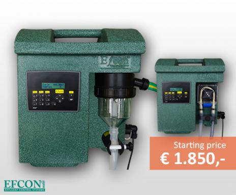 Efcon water wastewater samplers